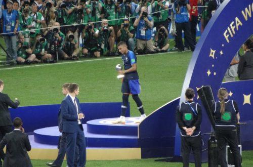 Article : Kylian Mbappé : l'homme de l'année 2018