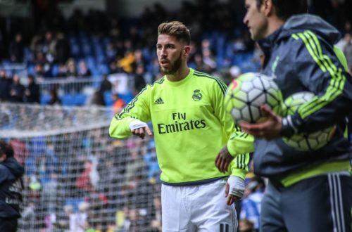 Article : Sergio Ramos : Tel est pris qui croyait prendre… une deuxième biscotte
