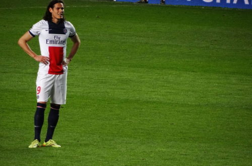 Article : Paris méprise Cavani