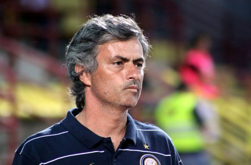Article : José Mourinho : Here come challenger