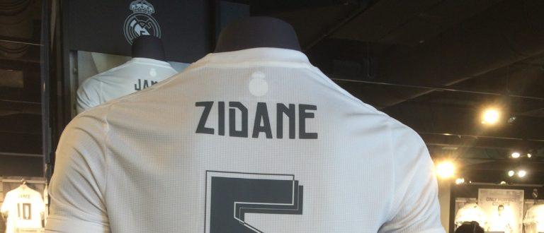 Article : Zinédine Zidane : Bravo !