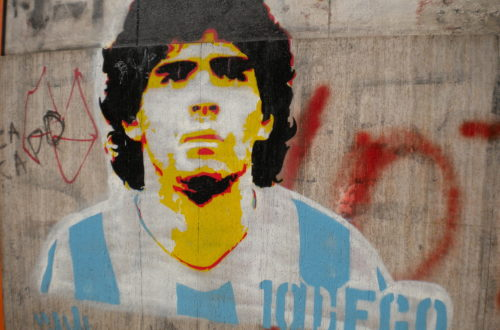 Article : Diego Maradona: le contre-exemple
