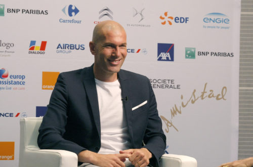 Article : Real Madrid : zidanesque comme Zidane